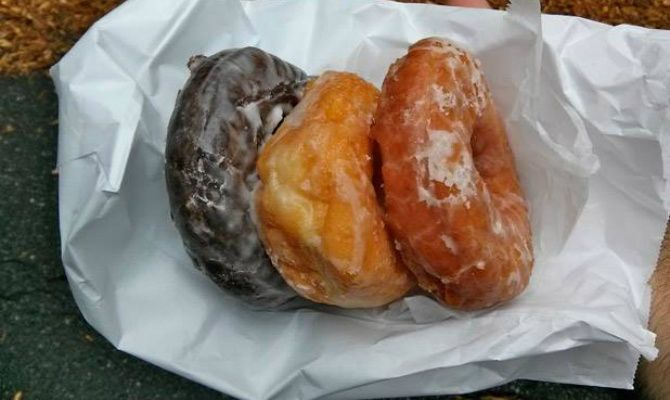 Verna's Donut Shop Serves the Best Donut in New England