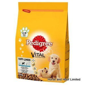 Pedigree Puppy Vital With Chicken 10kg Dog Food Recipes Puppies