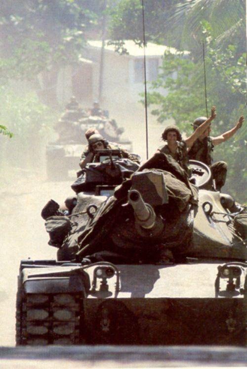 Operation Urgent Fury Grenada War 21 Photos Army