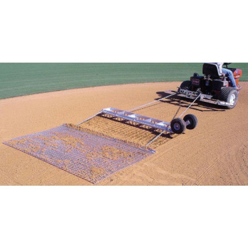 BSN Sports Diamond Digger Field Groomer w/ Drag Mat