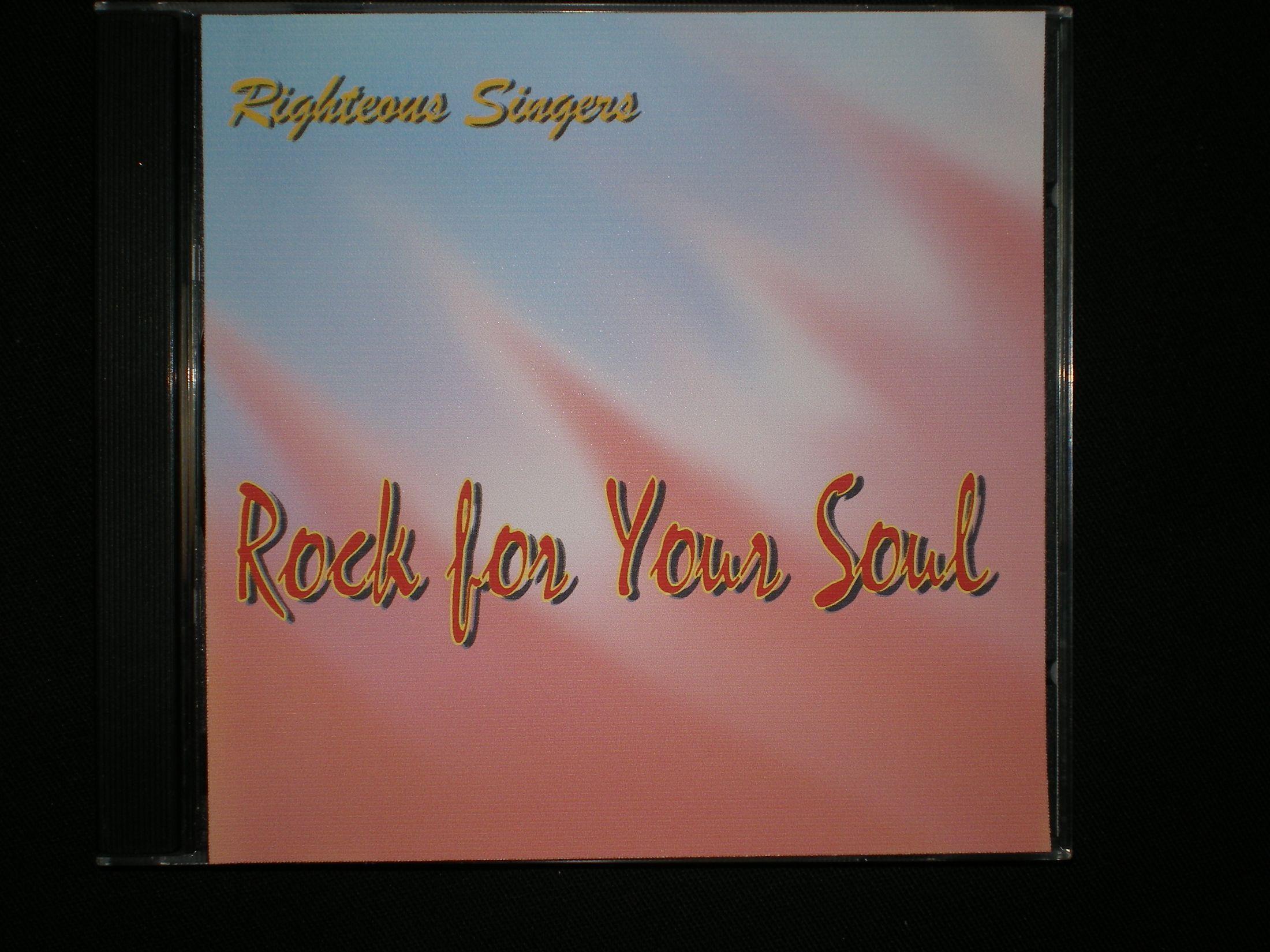 Rock for Your Soul Cover Singer, Rock, Soul