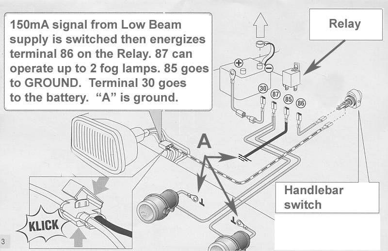 General Wiring Diagram (FOG Only)