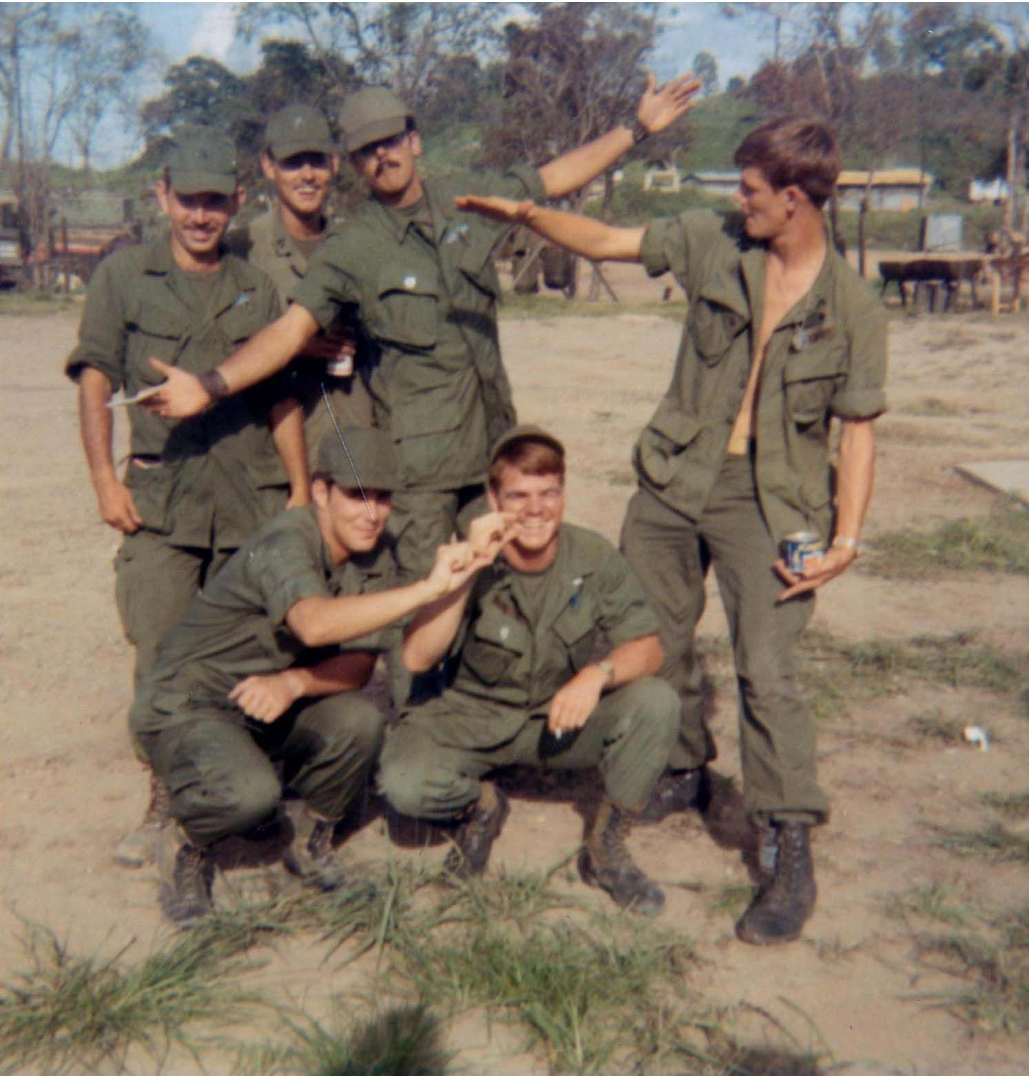 Image Result For Vietnam War Firebase