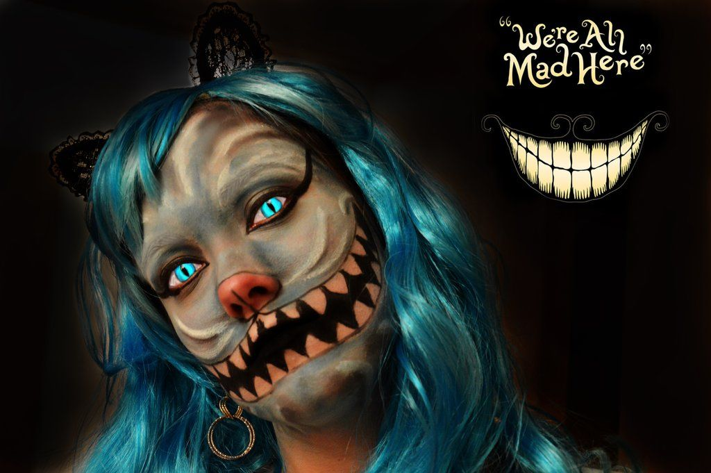 cat halloween makeup - Halloween Makeup For Cat Face