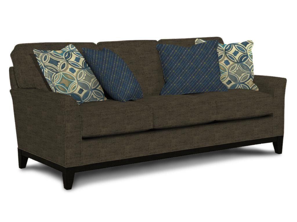 Beau Broyhill Living Room Perspectives Sofa 4445 3   LA Waters Furniture    Statesboro, GA