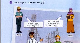 الإنجليزي سادس إبتدائي الفصل الدراسي الثاني Im An Engineer Fictional Characters Comics
