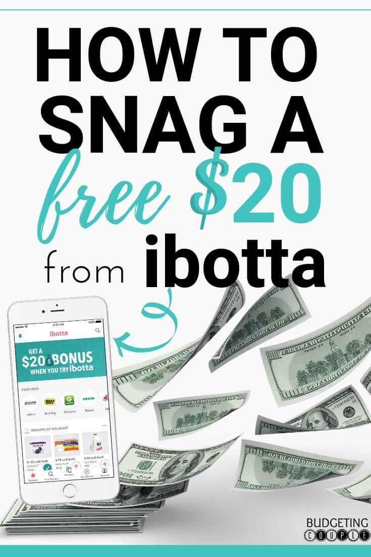 How To Get The Secret 20 Ibotta Bonus StepBy