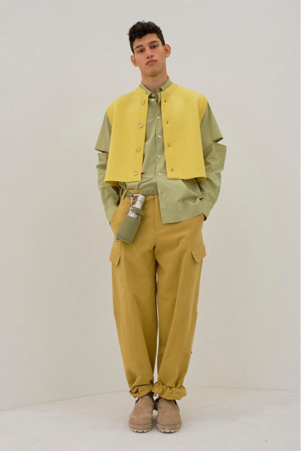 Jacquemus' FW20 Men's Lookbook Is an Ode to Color