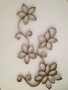 Fresh Toilet Paper Roll Crafts Decorating Ideas