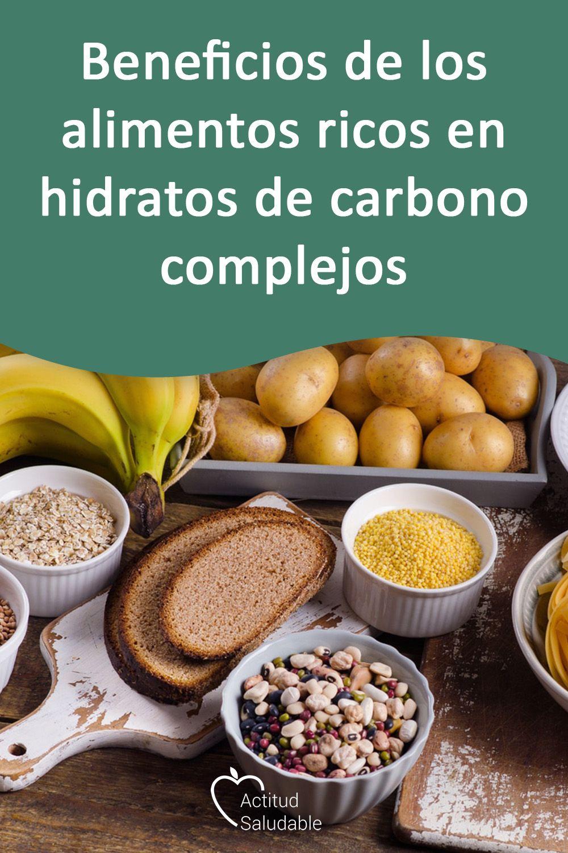 Hidratos de carbono cuales son