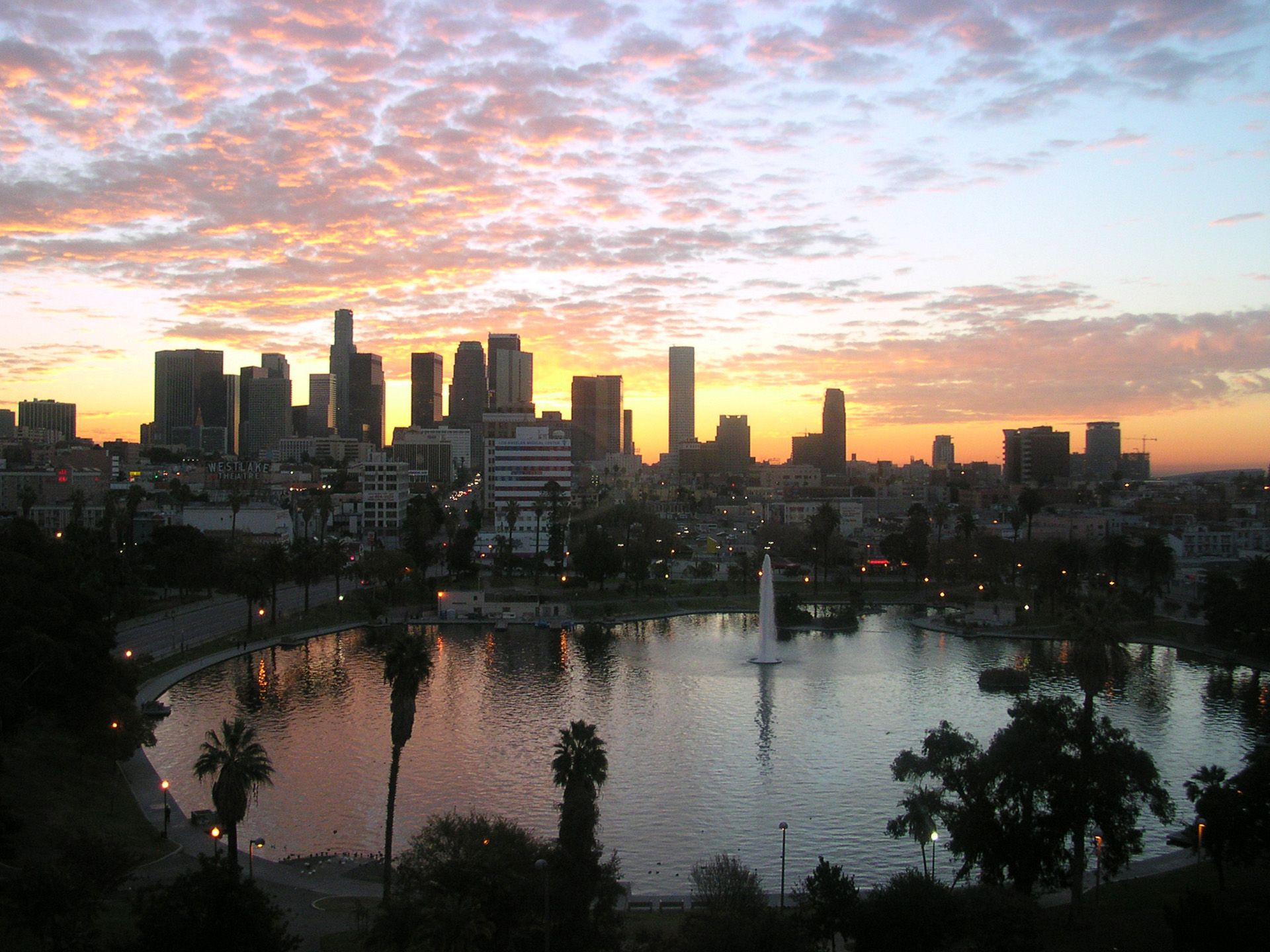 Los Angeles California Los Angeles Wallpaper Los Angeles Skyline Beautiful Places To Visit