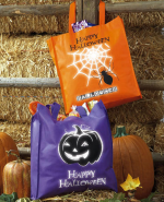 Glow-In-The-Dark #Halloween Tote Bag only $3.99 + Shipping!