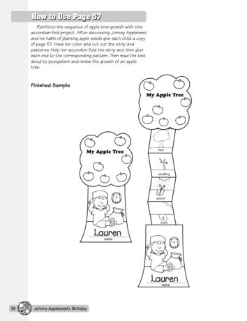 My Apple Tree Lesson Plans The Mailbox Fall Lesson Plans Reading Comprehension Worksheets Fall Lessons