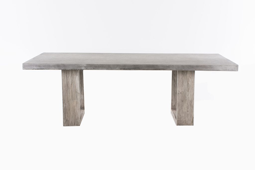 Available Table Sizes:210L x 100W x 75H cm (pictured)240L ...