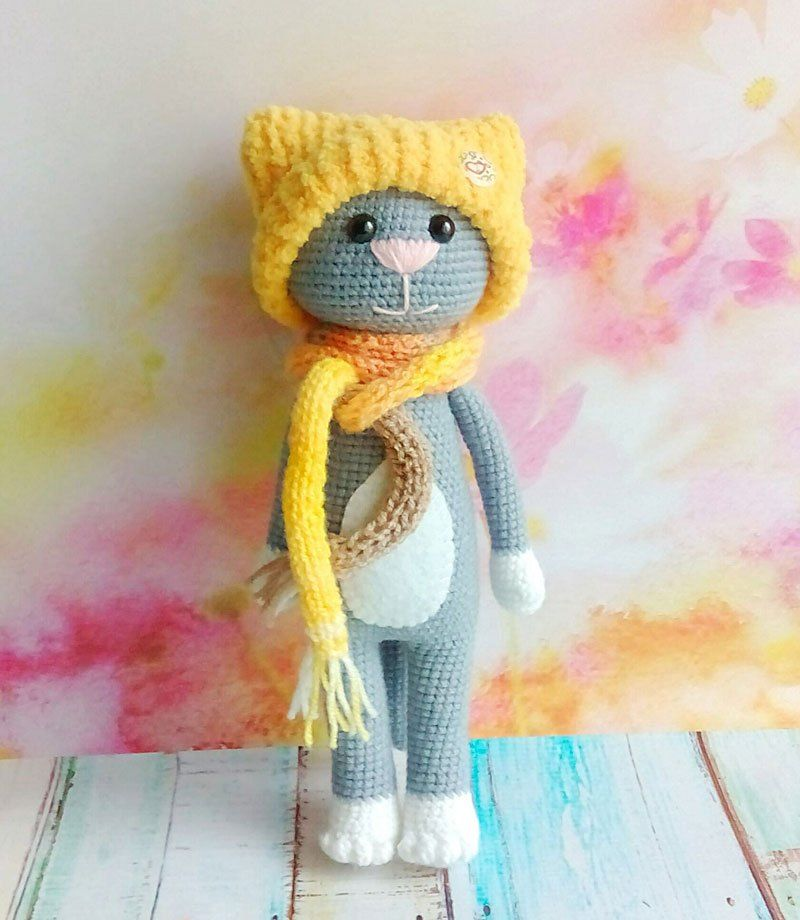 Free Crochet Cat Pattern Crochet Cat Pattern Crochet Cats And
