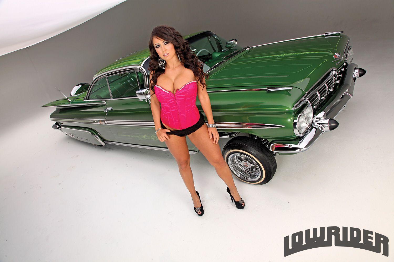 1959 chevrolet impala model jazmin zamora