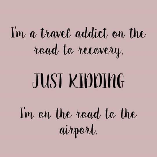 Pin if you're a travel addict!