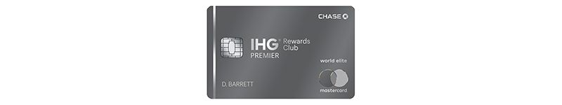 Get matched to the new chase ihg rewards premier 100000