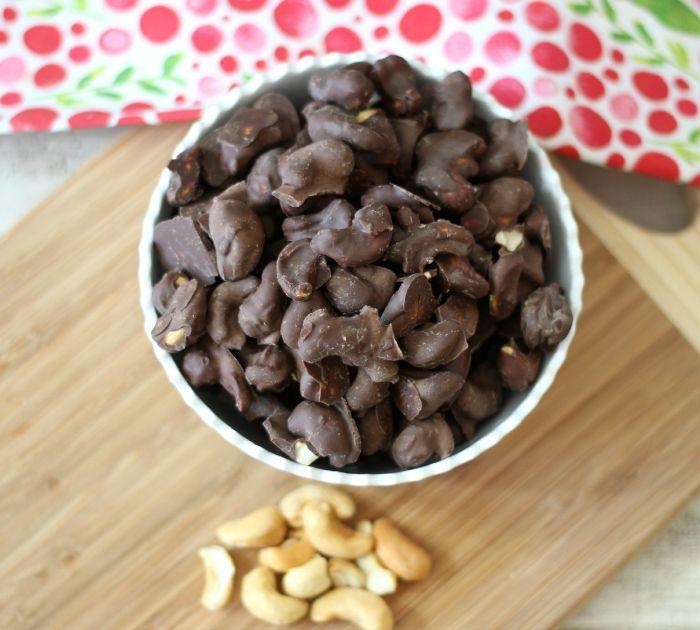 Dark Chocolate Covered Cashews Recipe Chocolate Covered Nuts Chocolate Chocolate Covered