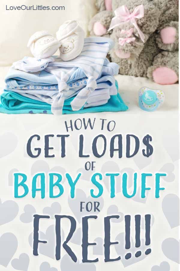 How to get Hundreds of Dollars in Free Baby Stuff (No, for ...