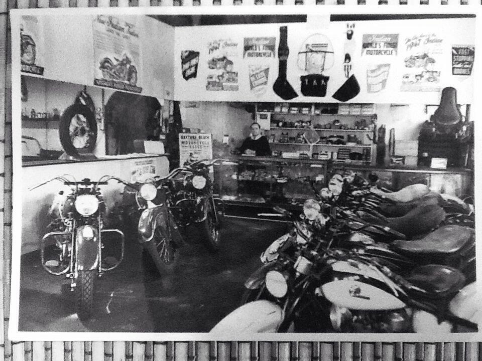 Chet Ready To Sell Torrington Ct Circa 1950s Chets Indian Shop