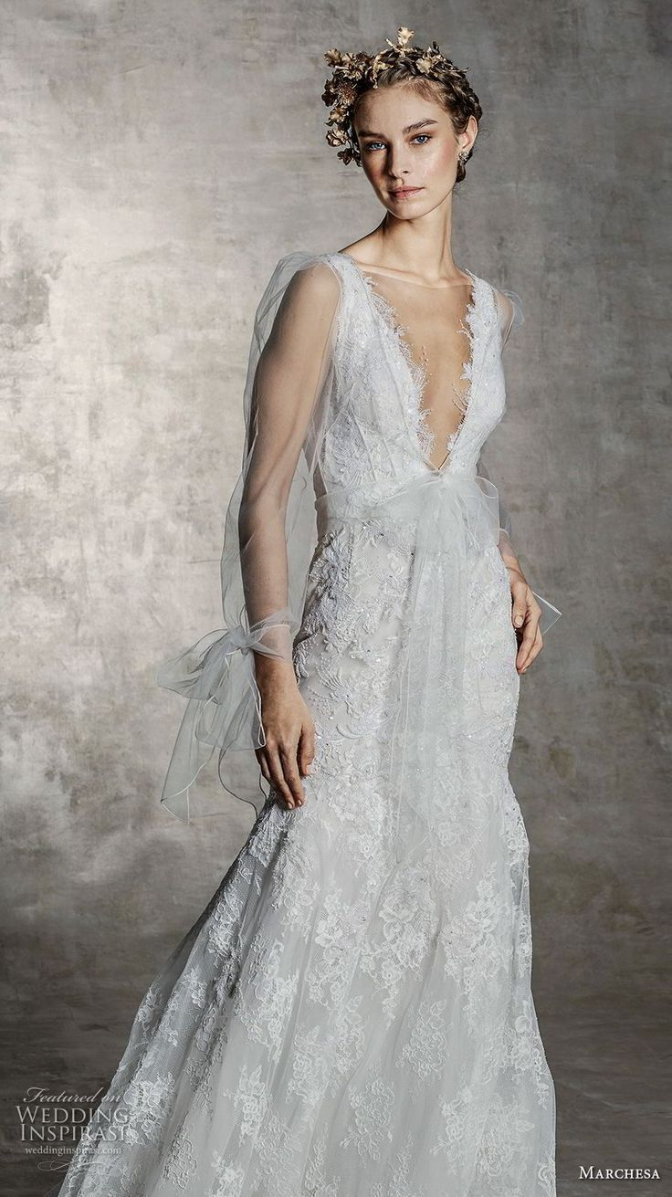 Marchesa spring wedding dresses bohemian wedding pinterest