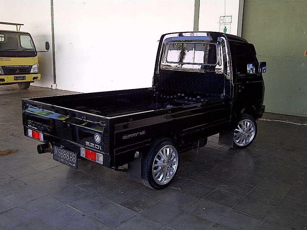Modifikasi Mobil Pick Up Suzuki Carry 1 0 Modifikasi Mobil Mobil Mobil Modifikasi