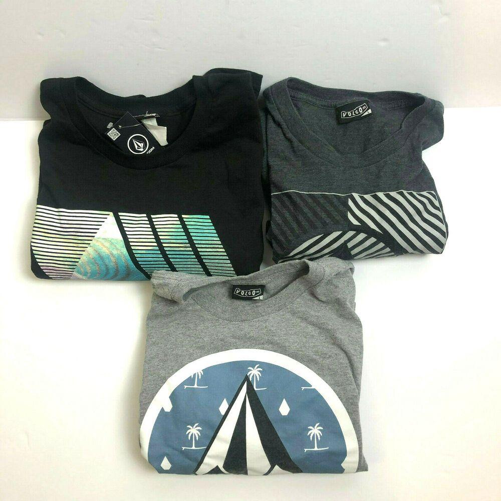 Graphic tshirts lot mens large short sleeve logo