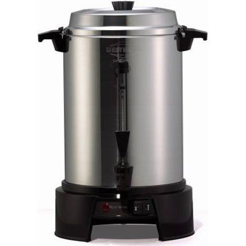 West Bend 13500 55 Cup Polished Aluminum Commercial Coffee Urn This Is An Amazon Affiliate Link Visit The Image Coffee Urn Coffee Cups K Cup Coffee Maker
