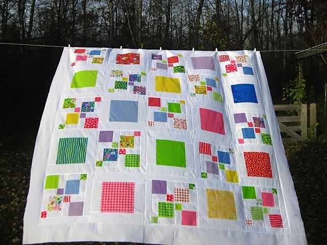Nov 2013 Impromptu Quilt Top Diy Pinterest Quilt Top And