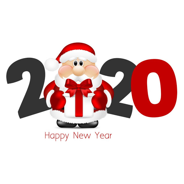 Happy New Year 2020 And Merry Christmas Images Merry Christmas Images Christmas Images Happy New Year Wishes