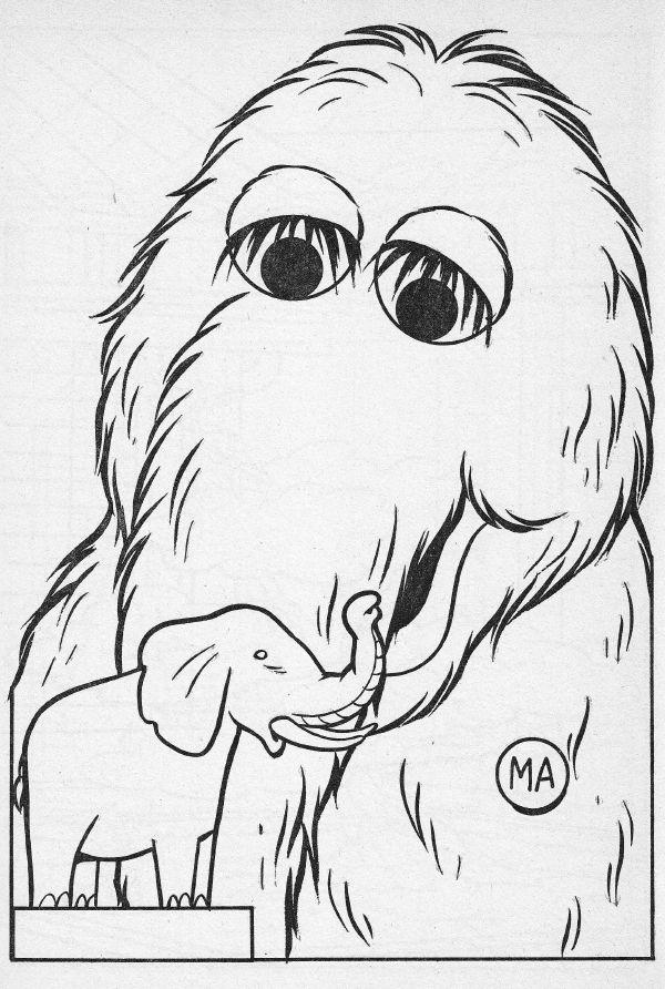 Museum Of Monster Art Monster Art Art Parody Art