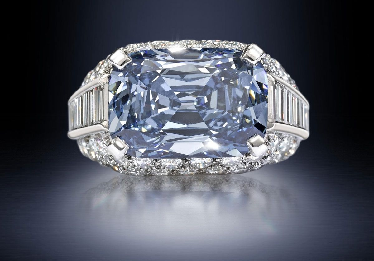 Most Expensive Diamond Ring In The World Harry winston, Etsy