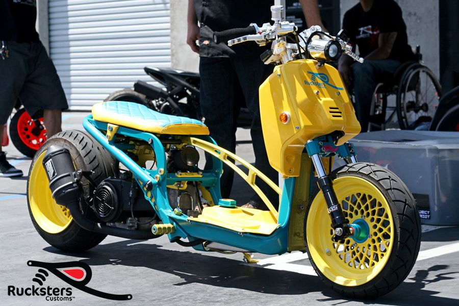 """RUCK OUT OC 2014 Rucksters Customs™ """"Neptune"""""""