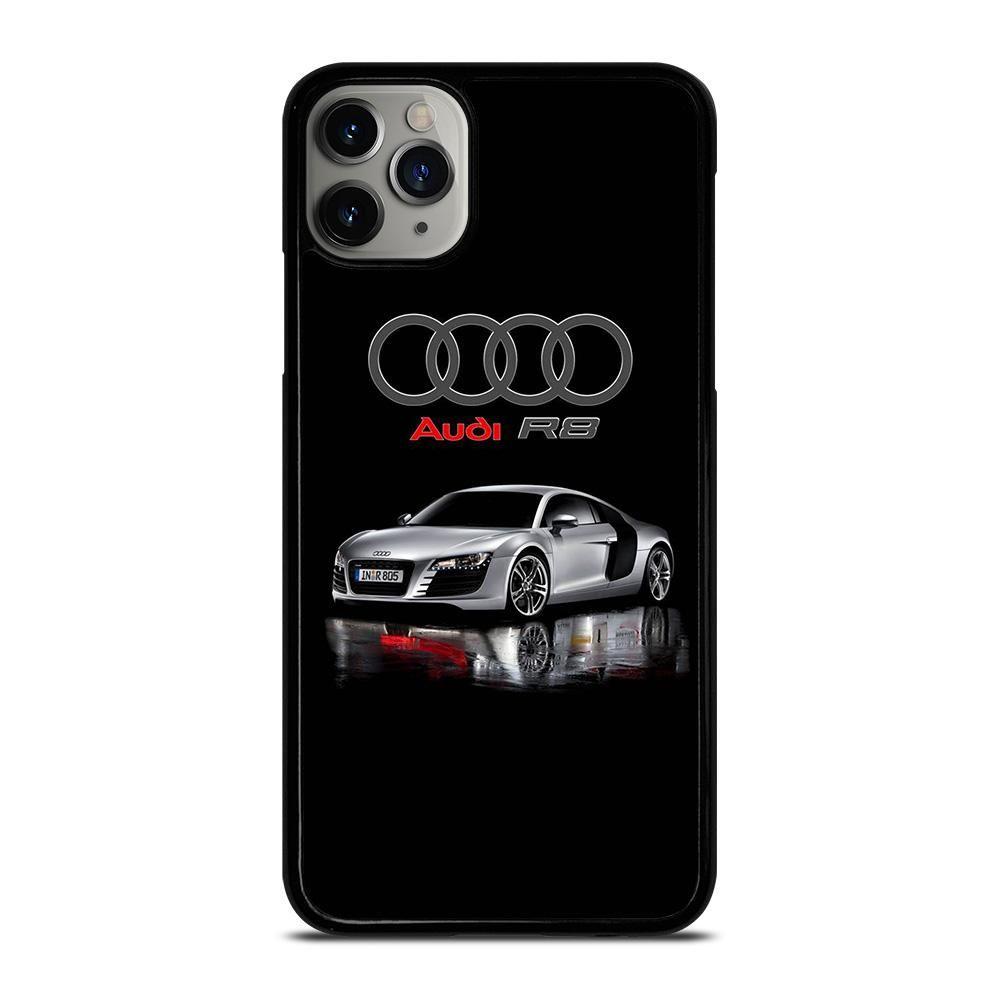 Audi r8 car logo iphone 11 pro max case cover casesummer