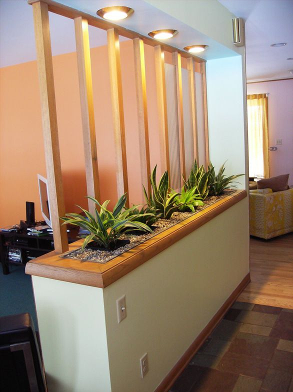 Beautiful Mid Century Modern Indoor Planters