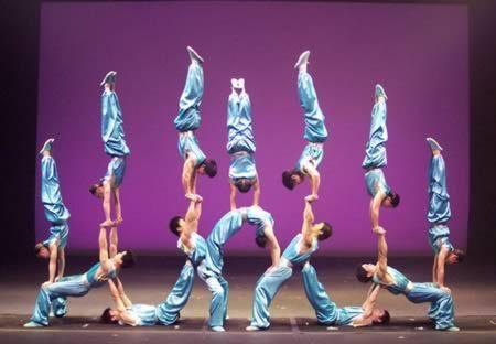 10 most extreme acrobatic gymnastics  acrobatic