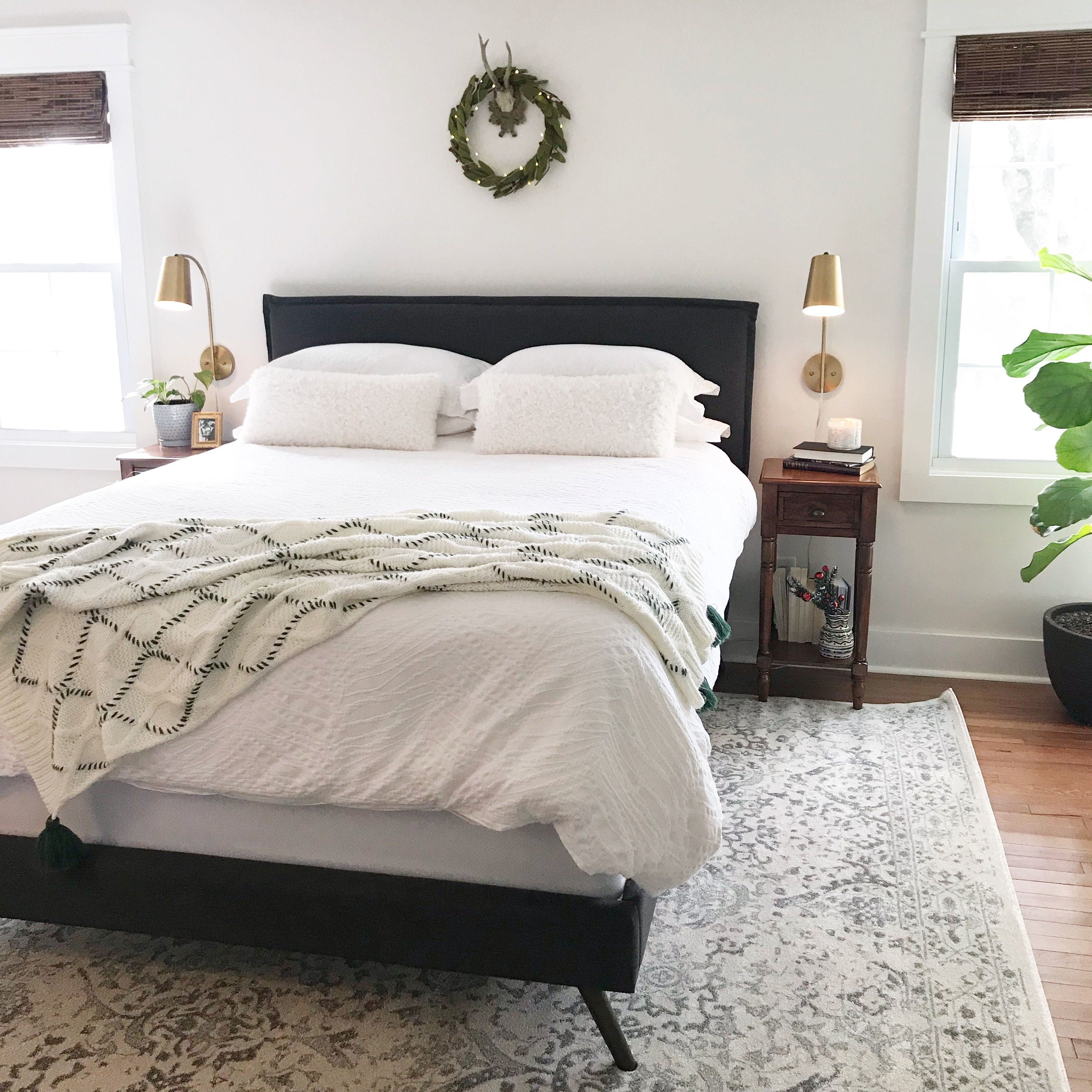 Bedroom Refresh On A Budget Home Furniture Living Room Modern