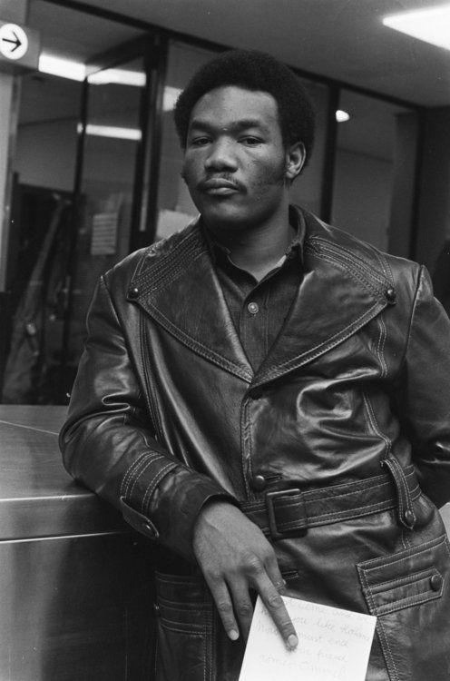 George Foreman 1969: