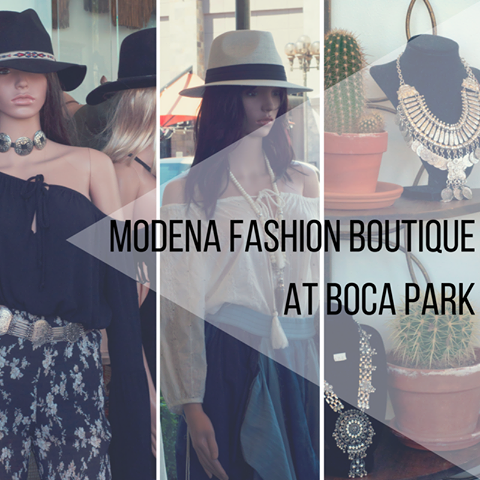 Modena Fashion Boutique #BocaPark