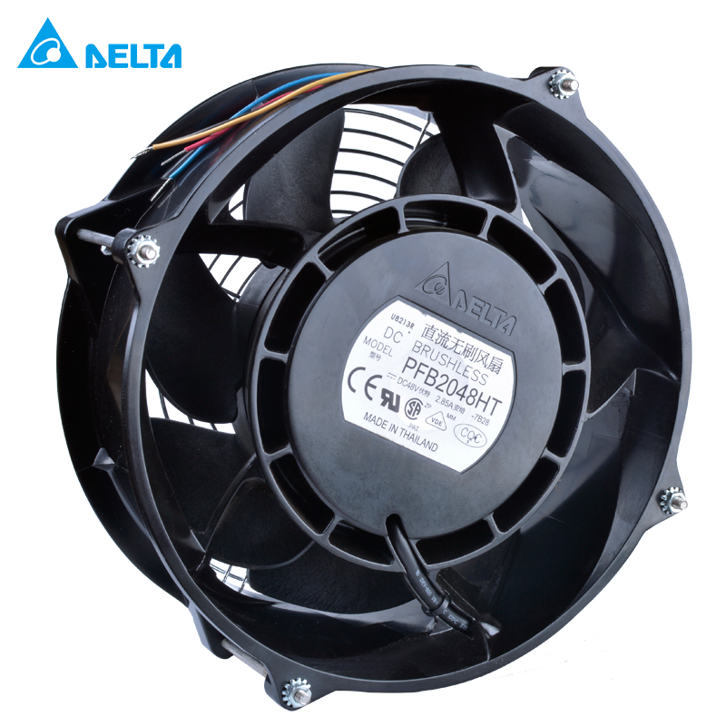 Delta Pfb48ht Tp37 48v 2 85a Axial Cooling Fan In 2020 With
