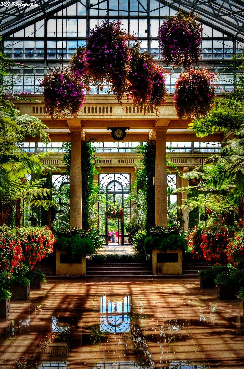 calvalley858: Longwood Gardens Conservatory by mng182 | Minecraft ...