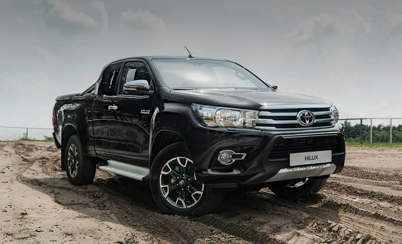 2021 Toyota Hilux Usa Might Happen In 2020 Toyota Hilux Toyota New Trucks