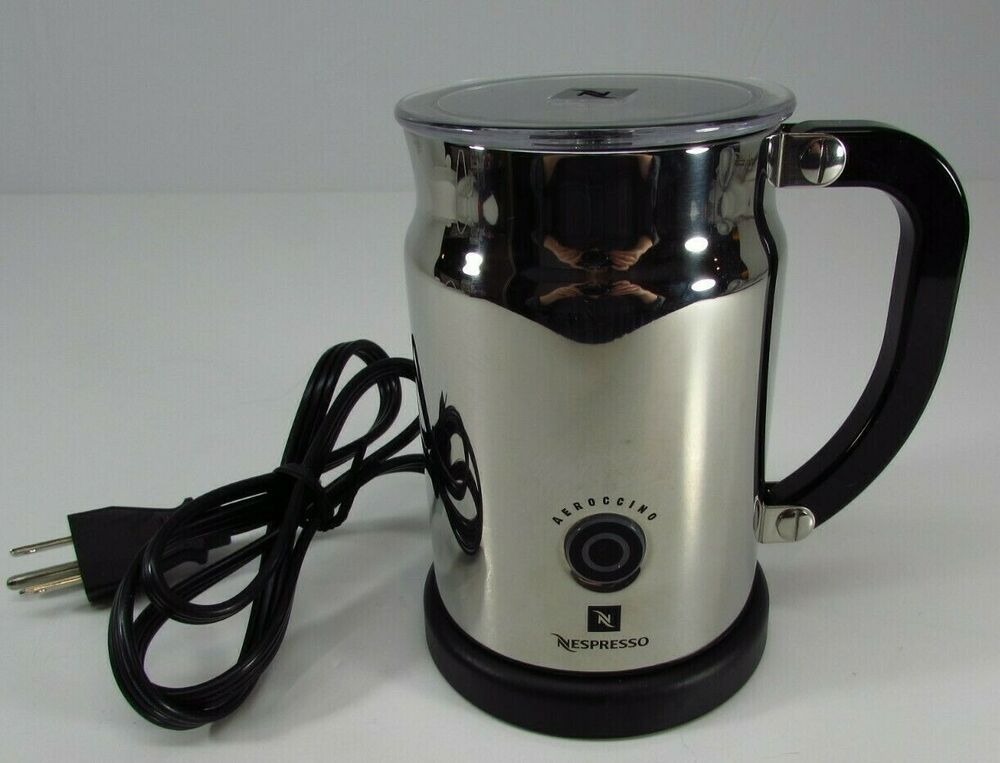 Nespresso Aeroccino Electric Milk Frother 3190 Us Nespresso
