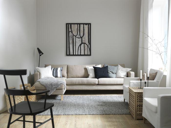 Ikea Us Furniture And Home Furnishings Beige Sofa Living Room Ikea Living Room Farmhouse Decor Living Room