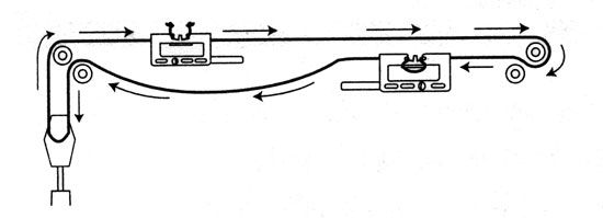 Traverse Rod Restring Instructions Drapery Drawing Redo