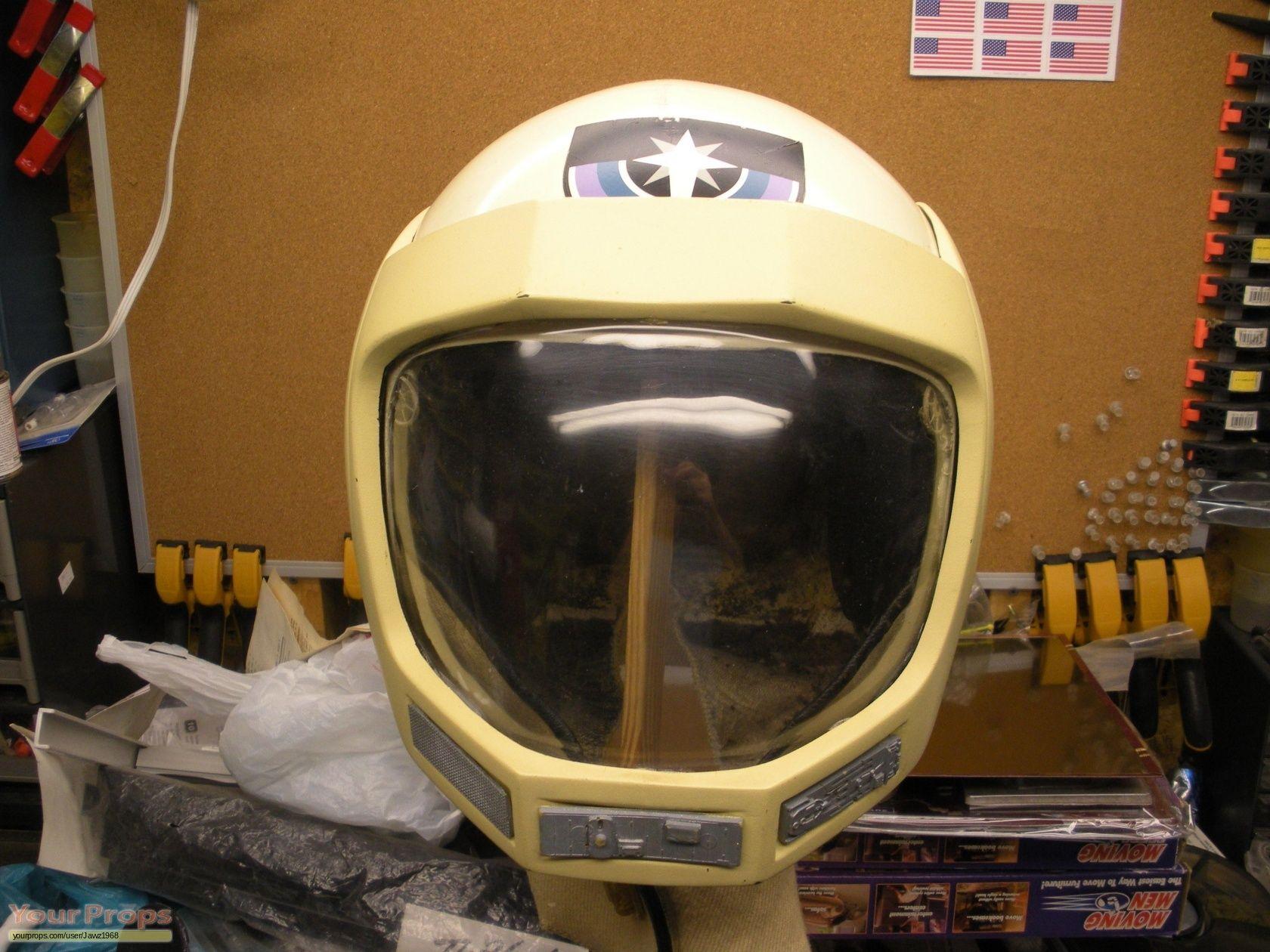 039b0ca54c3 The Last Starfighter Alex Hero space helmet original movie costume ...