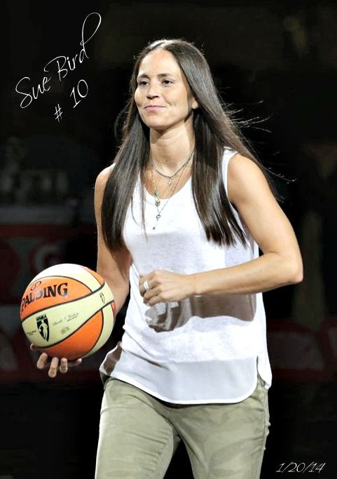 Sue Bird: queen of the basketball court and a beautiful ...
