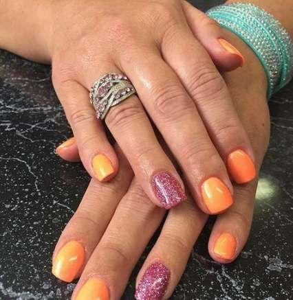 28 ideas nails design summer dip powder nails  powder