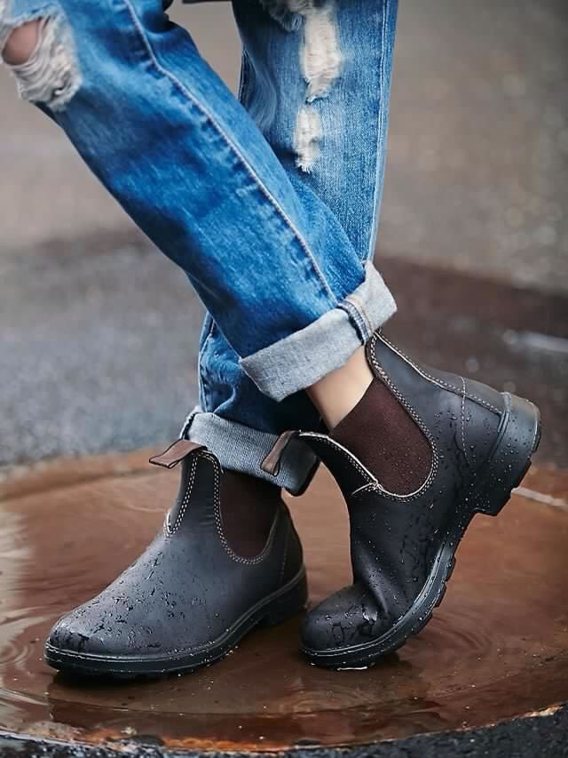 ebcbdb78c48 Blundstones | Fashion in 2019 | Blundstone boots, Boots, Shoes